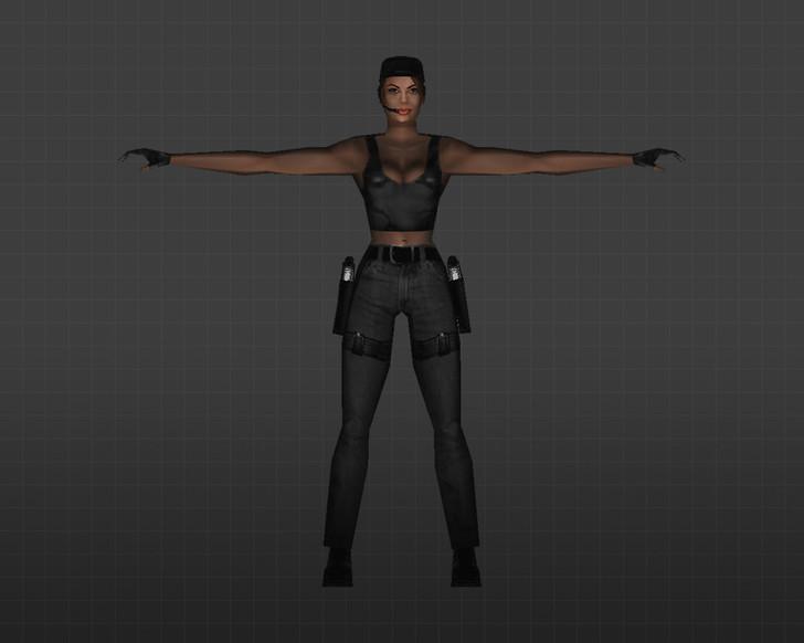 «Женщины-террористки» для CS 1.6