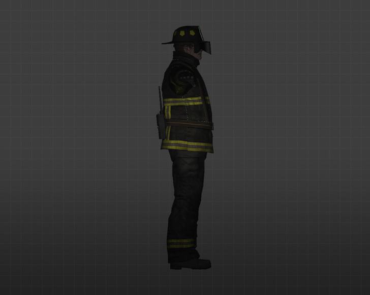«Пожарный» для CS 1.6