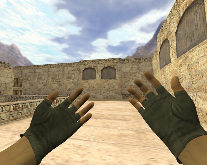 «Руки вместо ножа» для CS 1.6