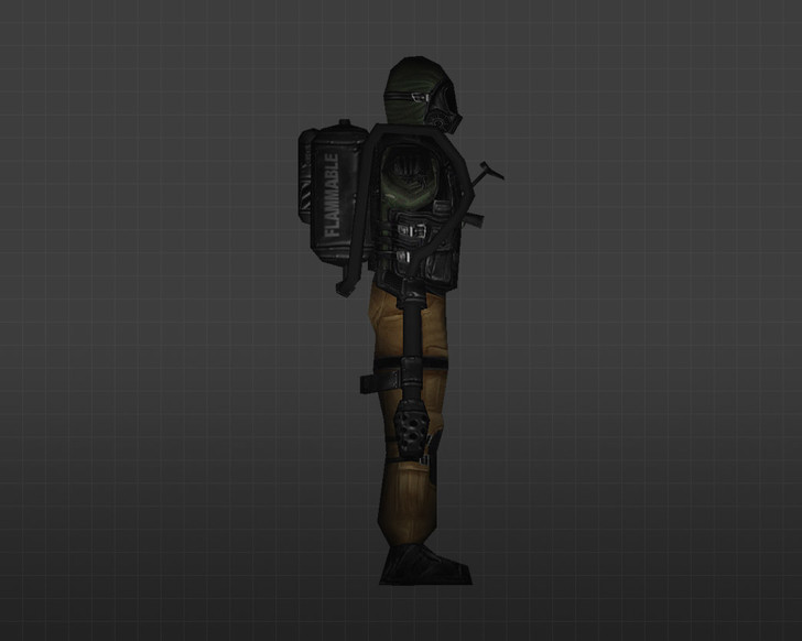 «Огнеметчик» для CS 1.6