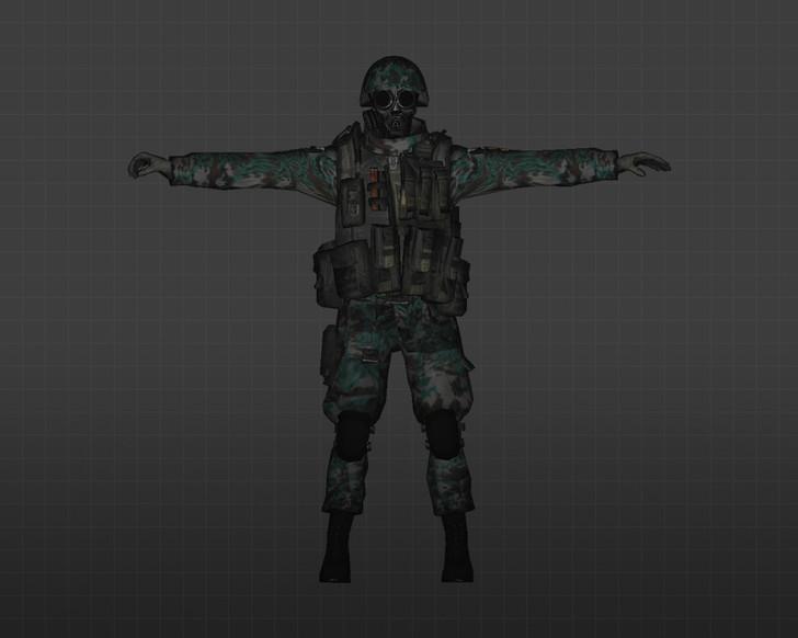 «Лесные забияки» для CS 1.6