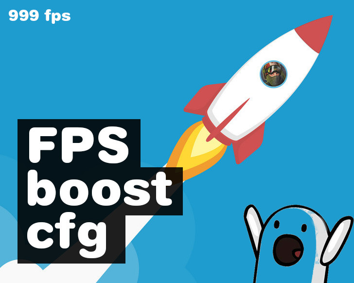 «FPS Boost CFG» для CS 1.6