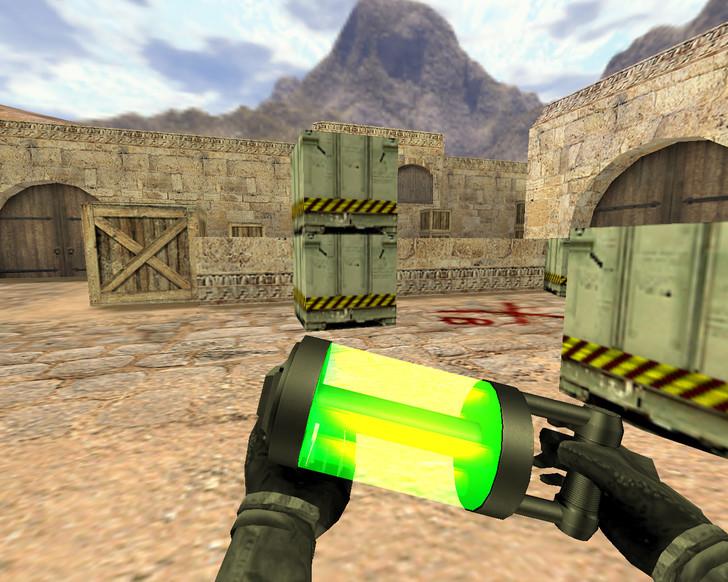 «Бомба из будущего» для CS 1.6