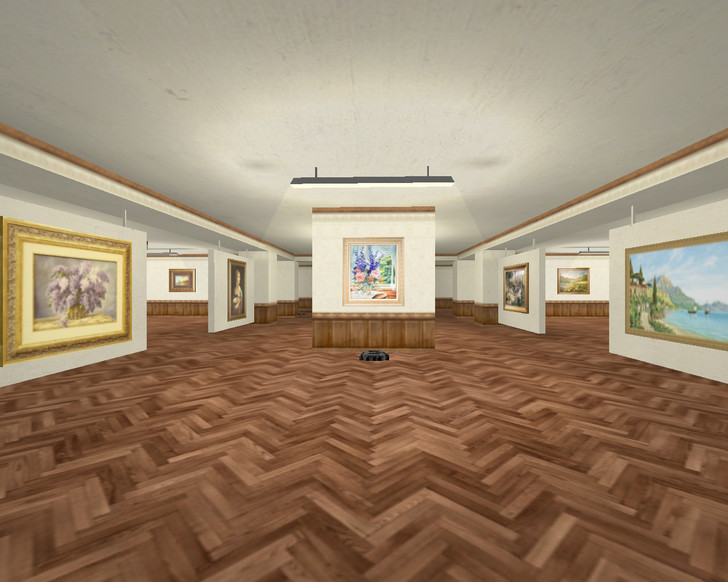 «fy_art_gallery_beta» для CS 1.6