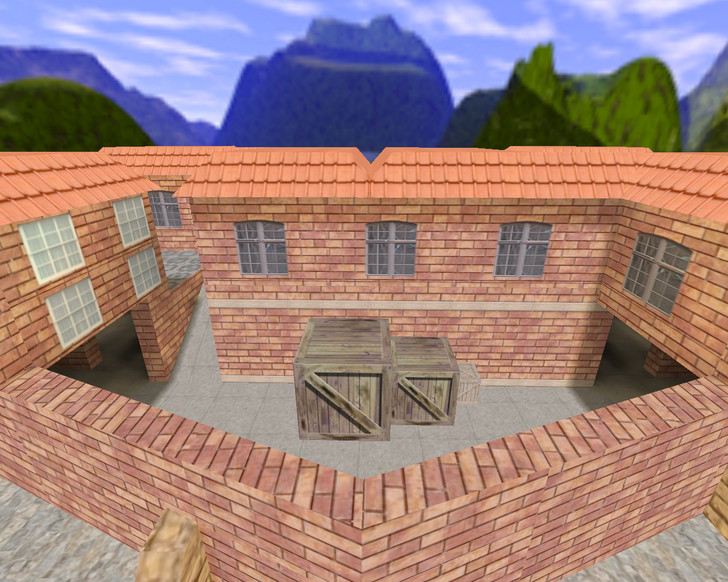«fy_brick» для CS 1.6