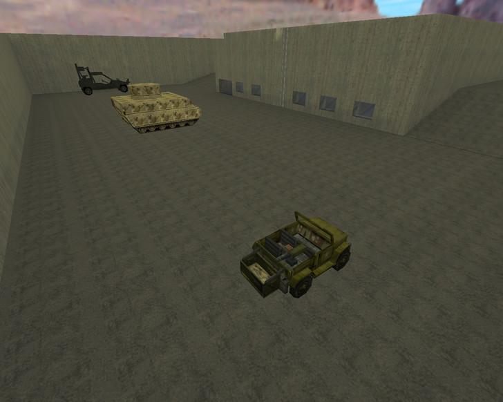 «fy_cars» для CS 1.6