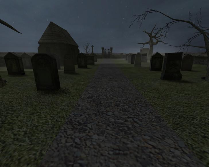 «fy_cemetery» для CS 1.6
