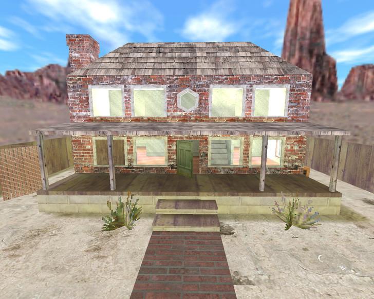 «fy_houses» для CS 1.6