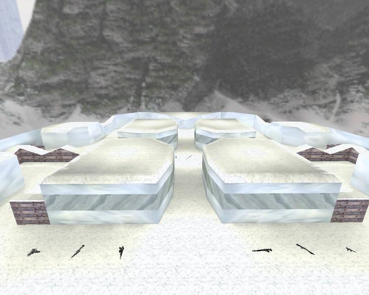 «fy_iceworld2k» для CS 1.6