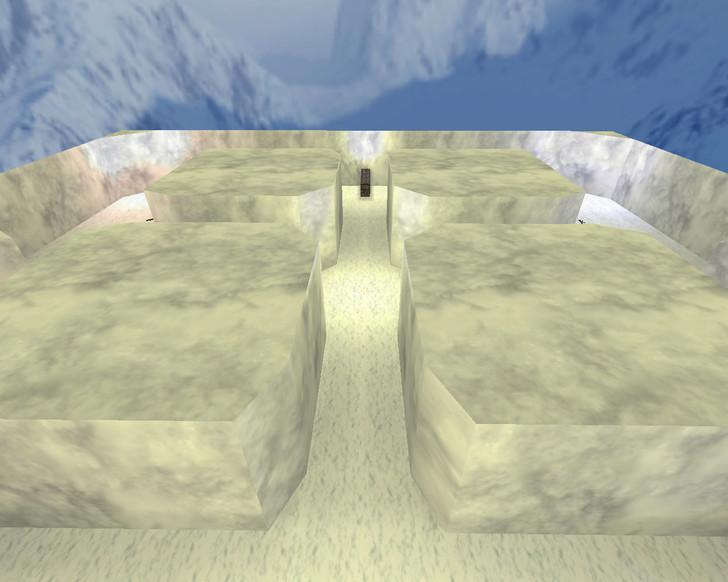 «fy_iceworld» для CS 1.6