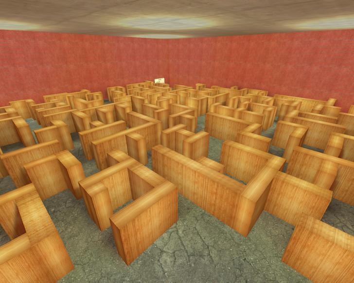 «fy_maze» для CS 1.6
