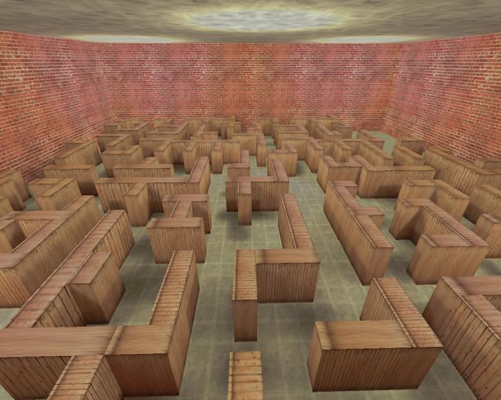 «fy_maze_original» для CS 1.6