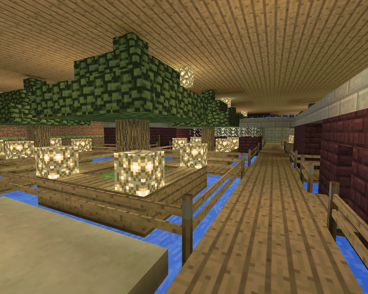 «fy_minecraft_night2» для CS 1.6