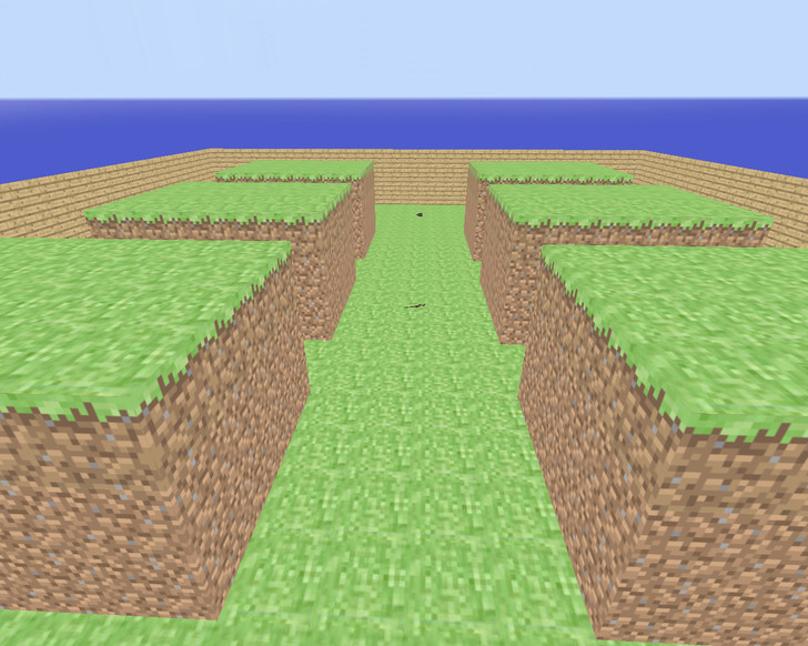 «fy_minecraftworld» для CS 1.6