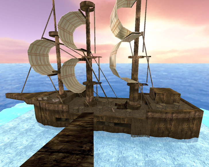 «fy_on_the_ship_beta1» для CS 1.6