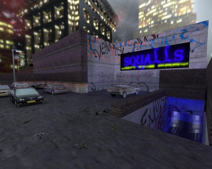 «fy_party» для CS 1.6