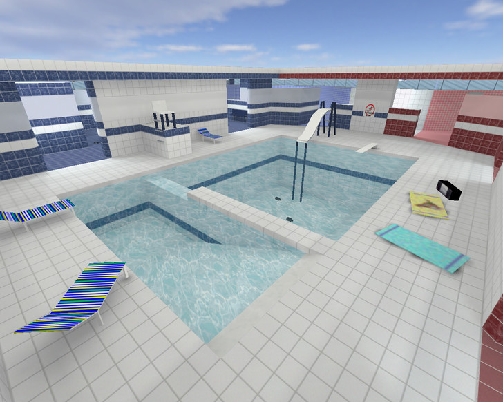 «fy_poolparty» для CS 1.6