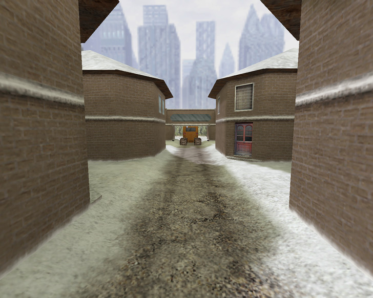 «fy_snow_real» для CS 1.6