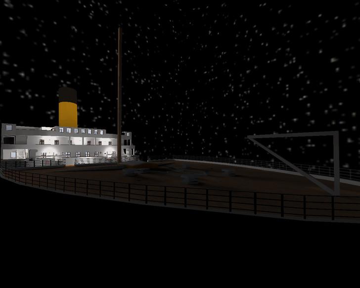 «fy_titanic» для CS 1.6