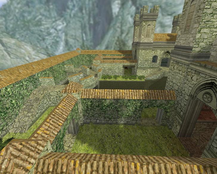 «fy_white_castle» для CS 1.6