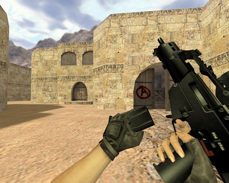 «G36 Немецкий спецназ» для CS 1.6
