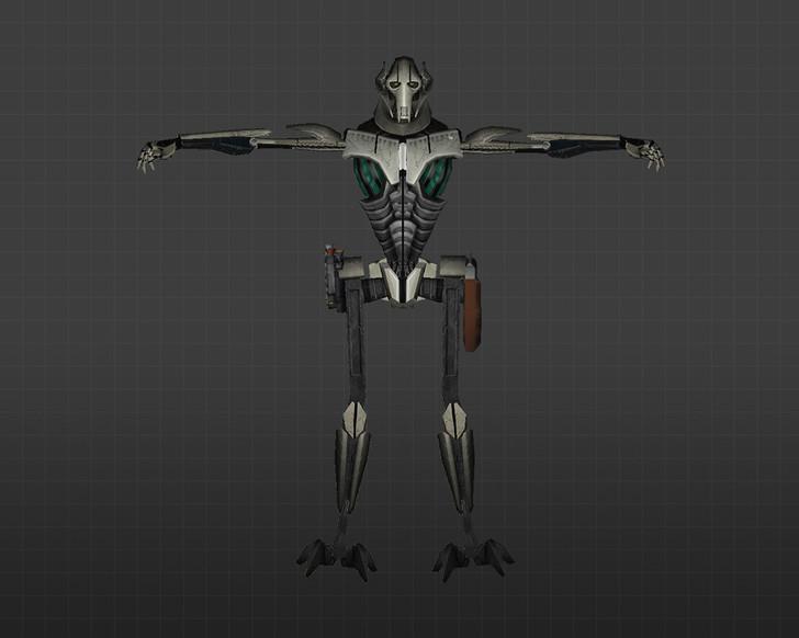 «Генерал Гривус» для CS 1.6