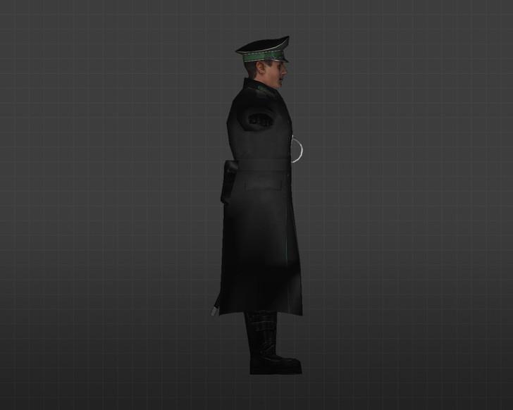«Немецкий офицер» для CS 1.6