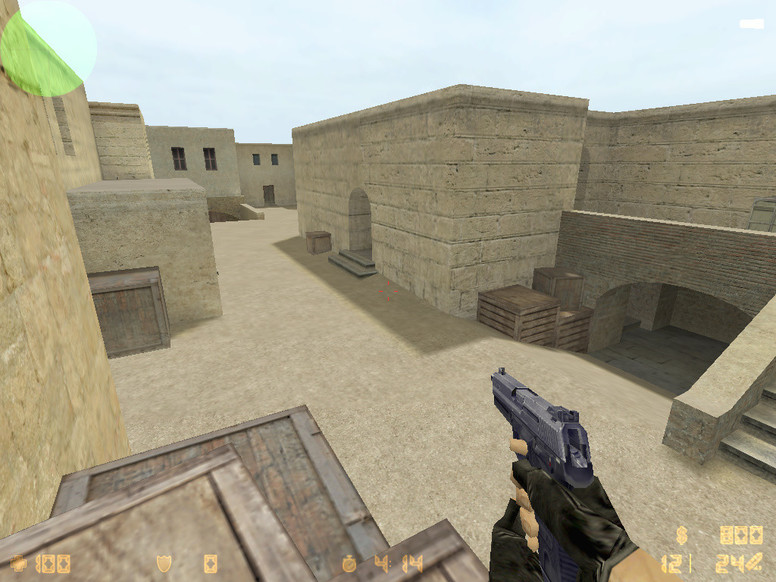 «gg_mini_dust2_rmk» для CS 1.6