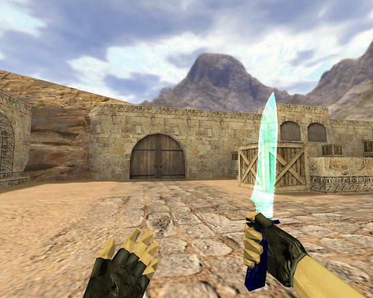 «Нож Призрак» для CS 1.6