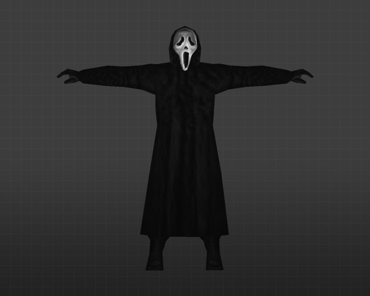 «Ghostface» для CS 1.6