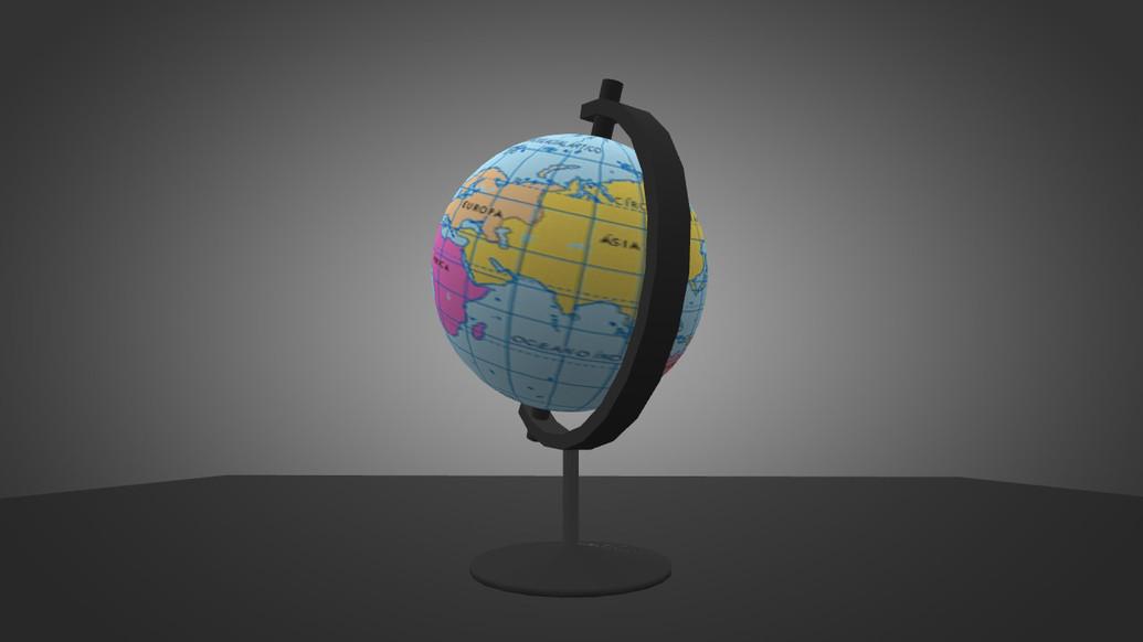 «Globe Animation» для CS 1.6