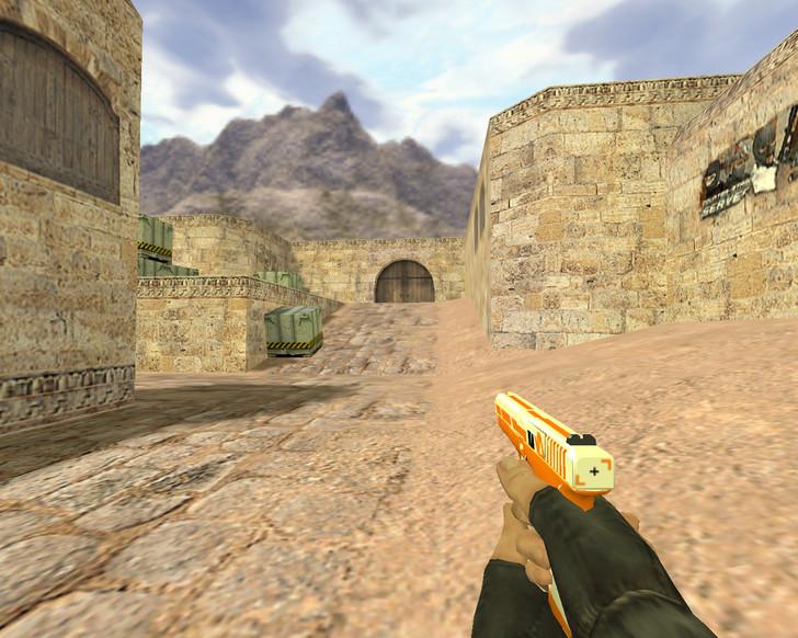 «Glock Азимов» для CS 1.6
