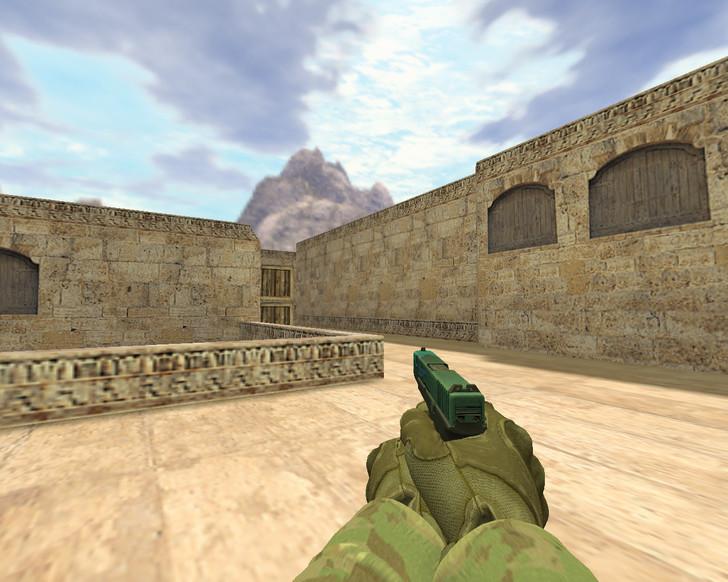 «Glock Горелка Бунзена» для CS 1.6