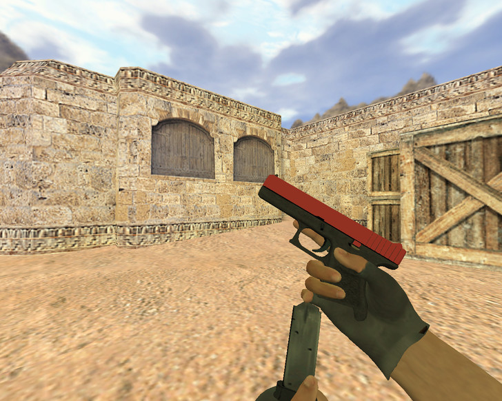 «Glock Карамельное яблоко» для CS 1.6