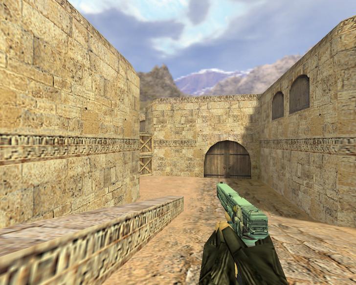 «Glock Дело чести» для CS 1.6