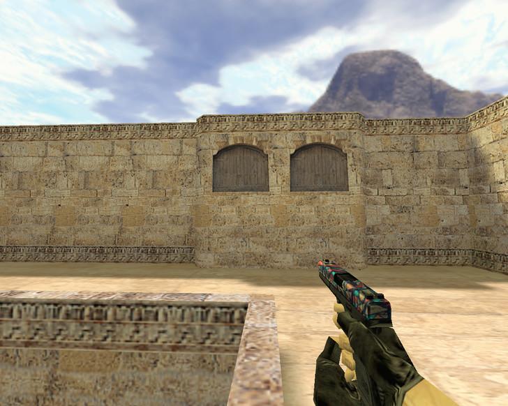 «Glock Кубикс» для CS 1.6