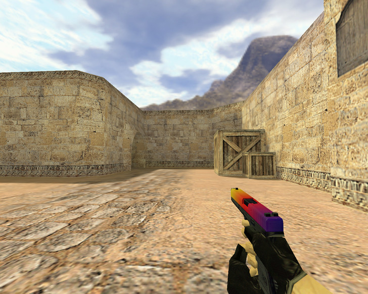 R8 revolver gradient for counter-strike 1. 6.