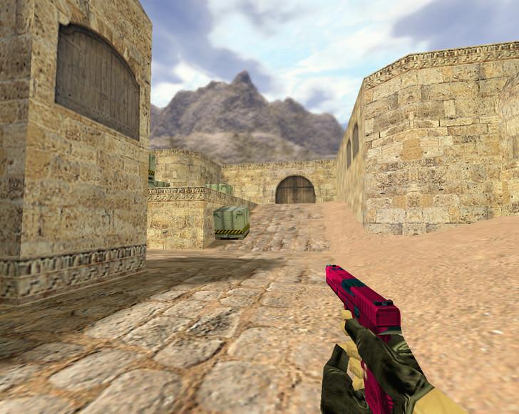 «Glock Гламур» для CS 1.6