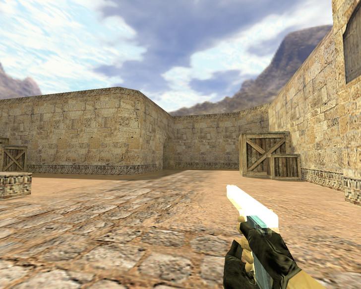 «Glock Ледянной призрак» для CS 1.6
