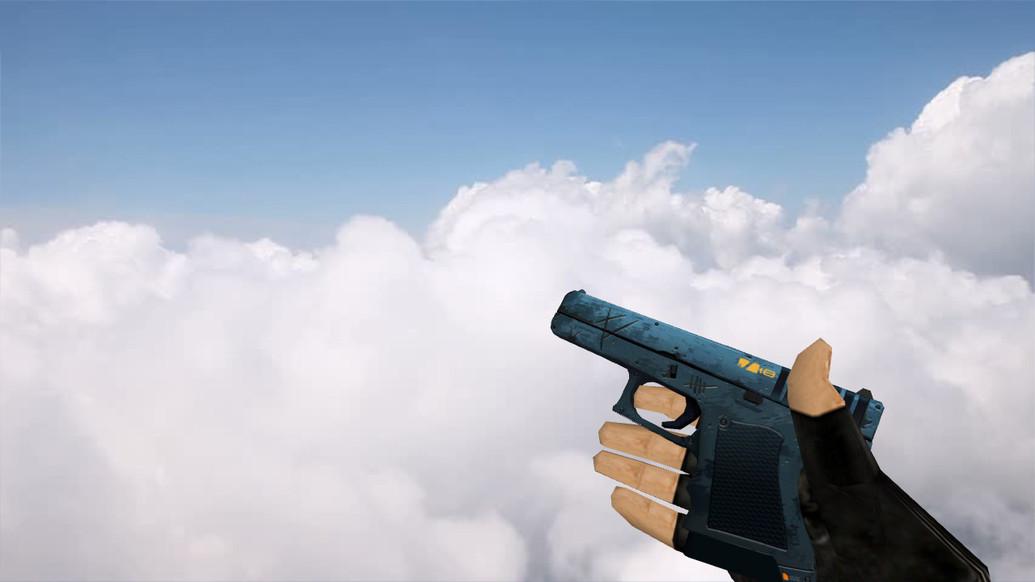 «Glock «Пришелец»» для CS 1.6