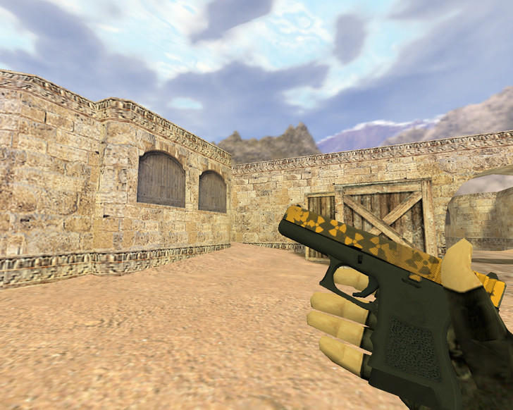 «Glock Реактор» для CS 1.6
