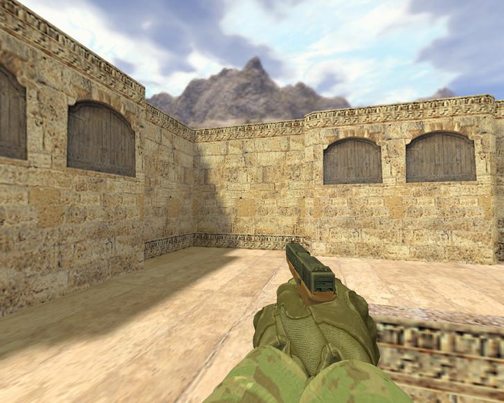 «Glock Королевский легион» для CS 1.6