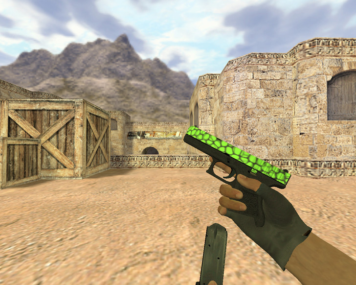«Glock Черепаха» для CS 1.6