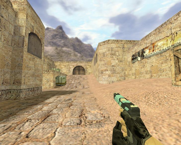 «Glock Вулкан» для CS 1.6