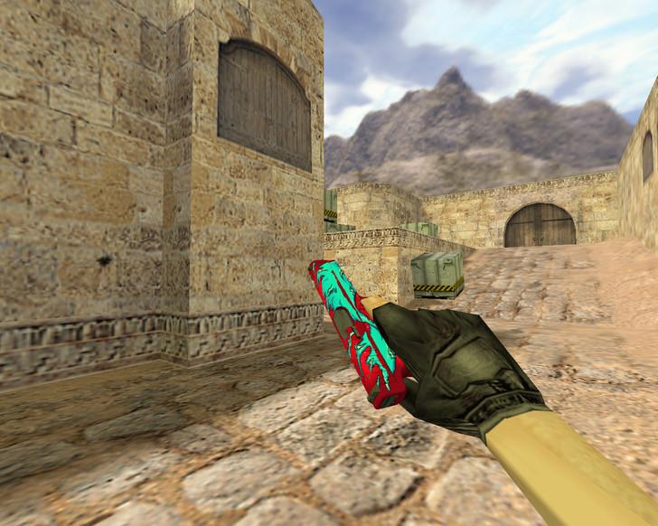 «Glock Водяной» для CS 1.6