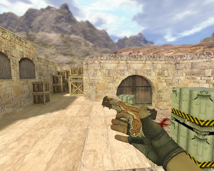 «Glock Ласка» для CS 1.6