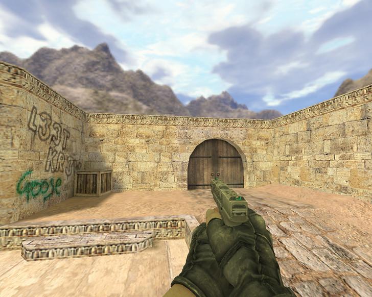 «Glock Призраки» для CS 1.6