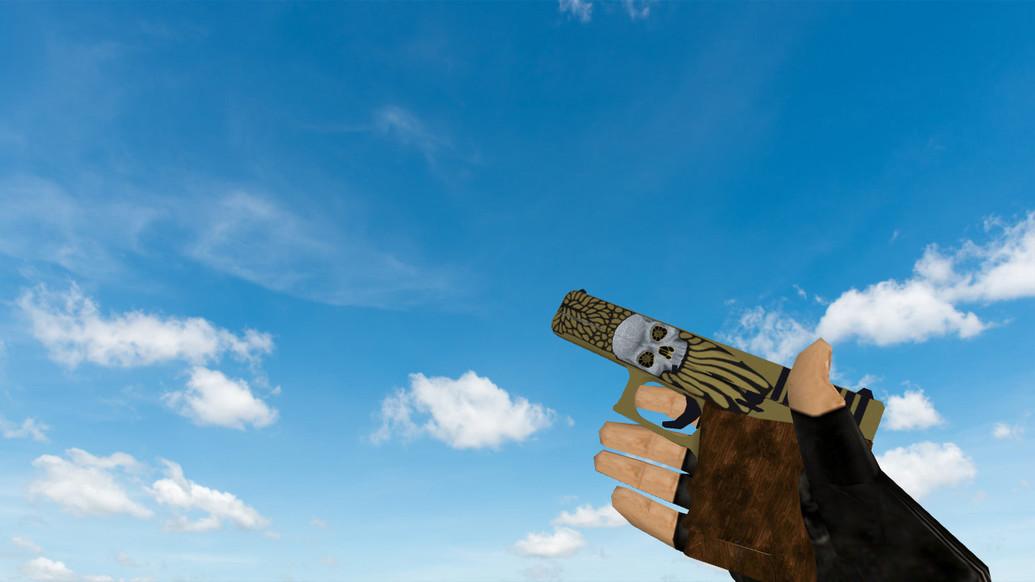 «Glock «Йорик»» для CS 1.6