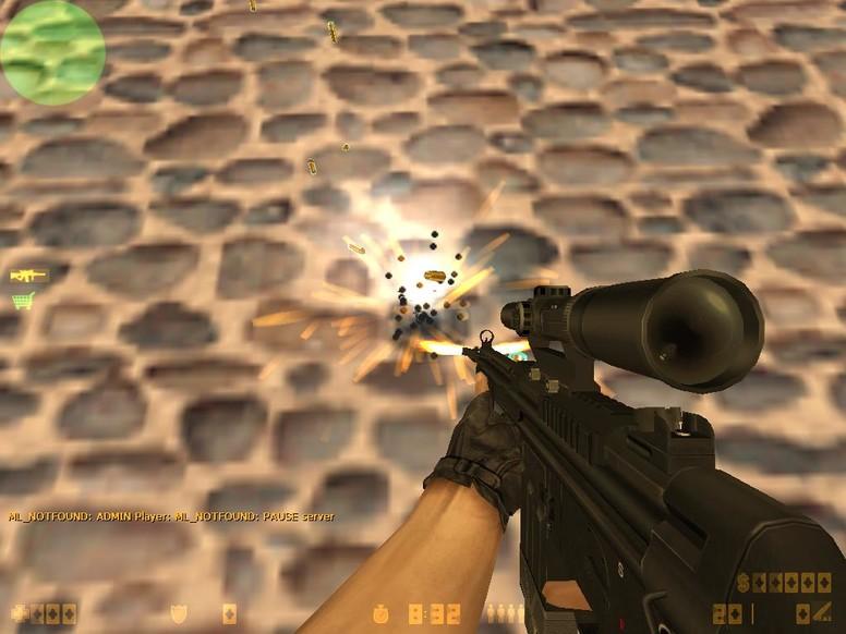 «Glowing Shells» для CS 1.6