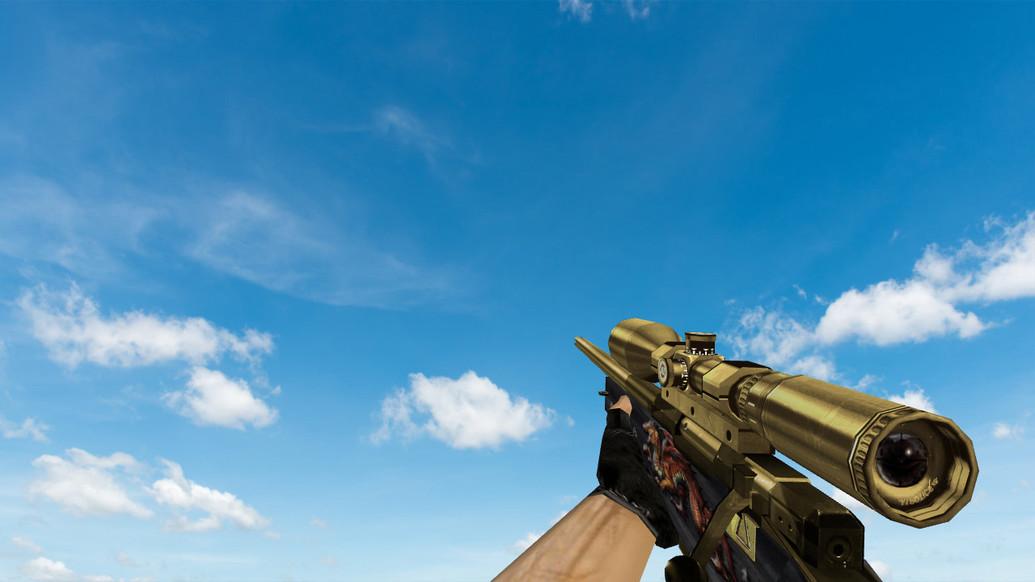 «Gold Dragon Pack» для CS 1.6